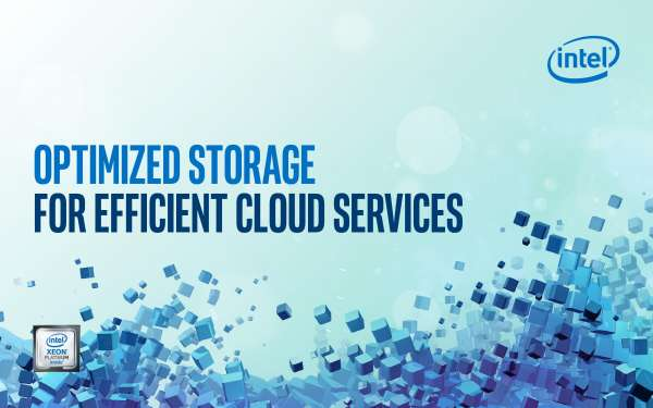 Optimized Storage for Efficient Cloud Services