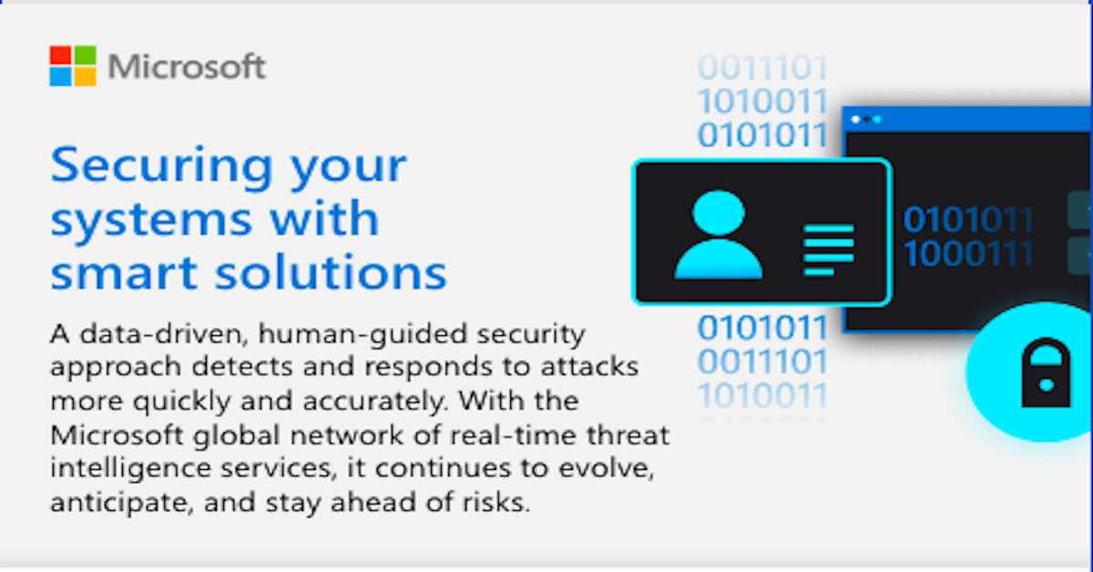 Securing your systems with smart solutions
